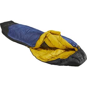 Nordisk Puk -2° Curve Sleeping Bag M true navy/mustard yellow/black